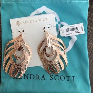 Kendra Scott Earrings Gold